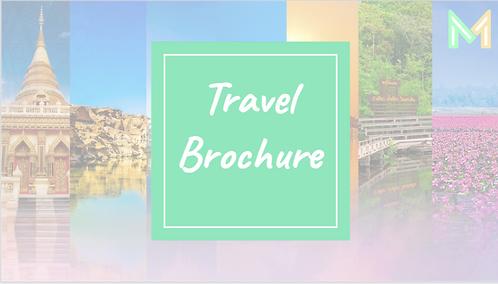 Travel Brochure (5th-8th)