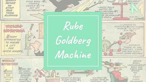Rube Goldberg Machine (5th-8th)