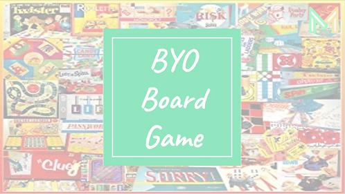 BYO Board Game (5th-8th)
