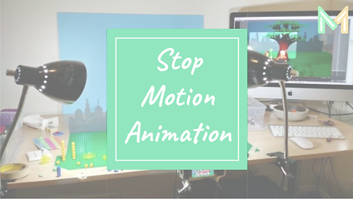 Stop Motion Animation (5th-8th)