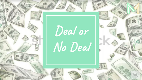Deal or No Deal (5th-8th)