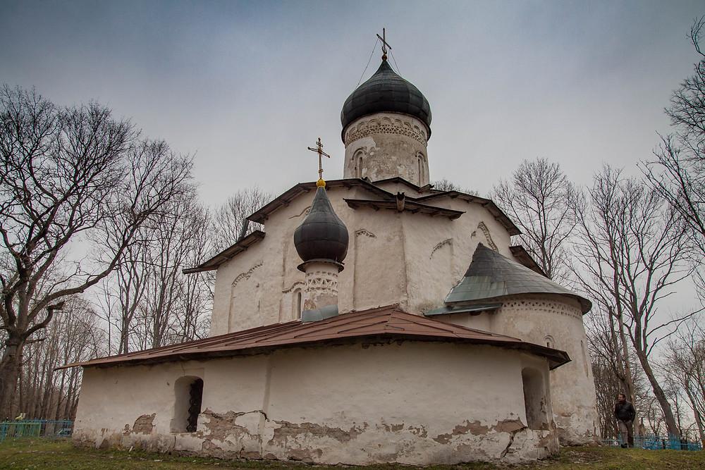 церковь в Мелётово