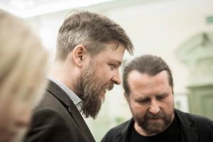 Алексей Муравьев и Сергей Ахунов