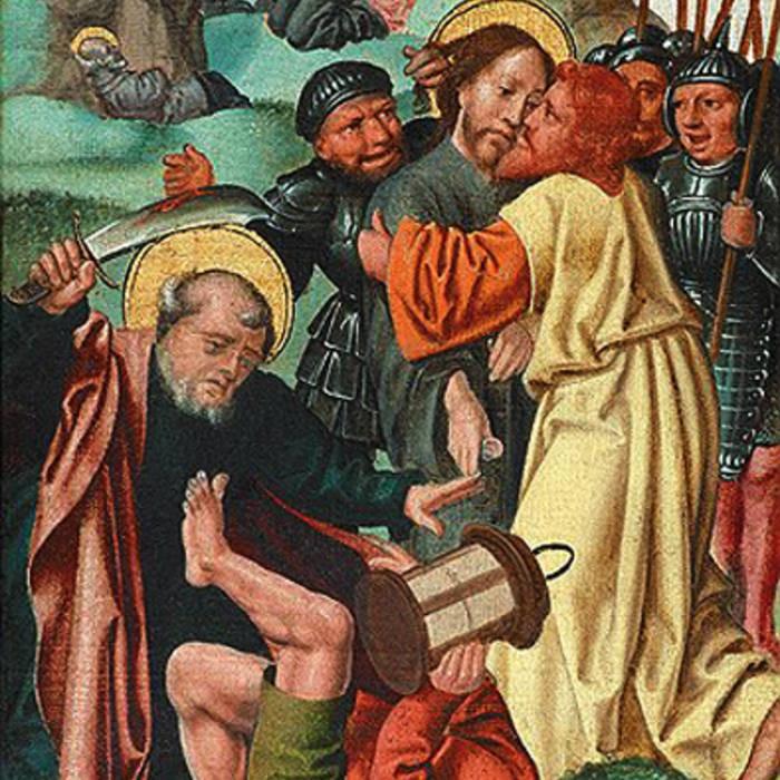 Tenebrae – мрак (лат.). Особая католическая служба Страстной пятницы.