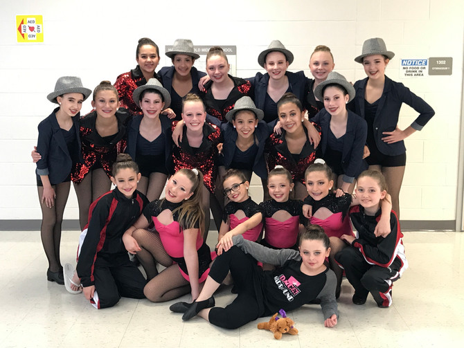 Dancers Reached for the Stars at Starbound this weekend!