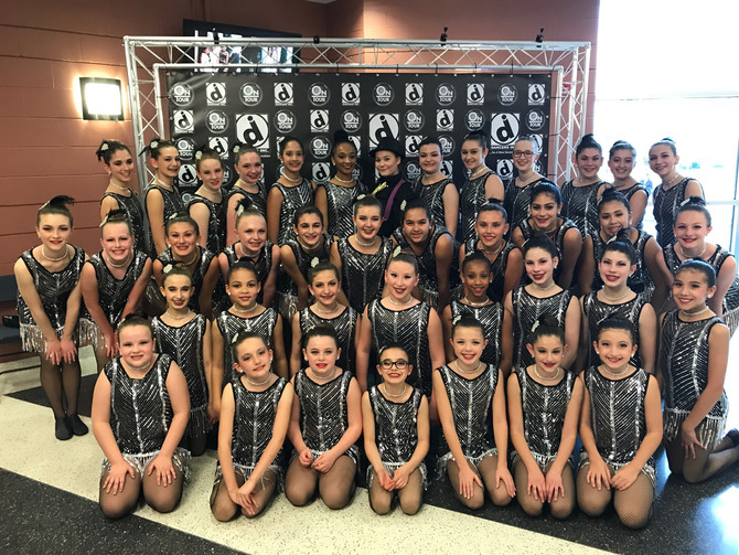 Results are in from Dancer's Inc.!