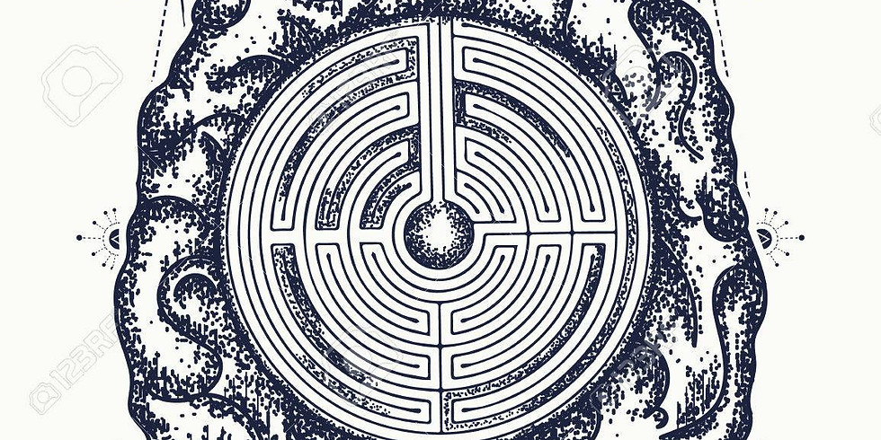 Spring Labyrinth Walk
