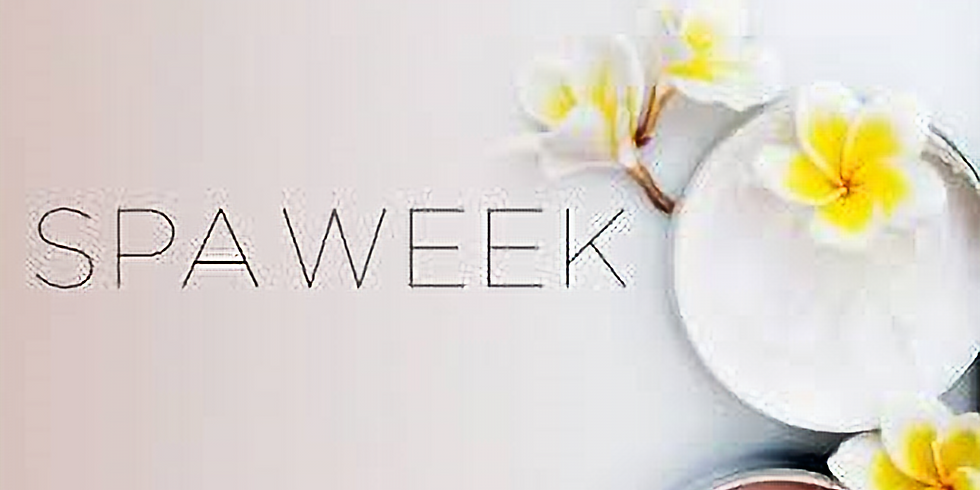 Spa Week For the Soul