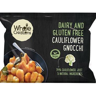Dairy and gluten free vegan Cauliflower
