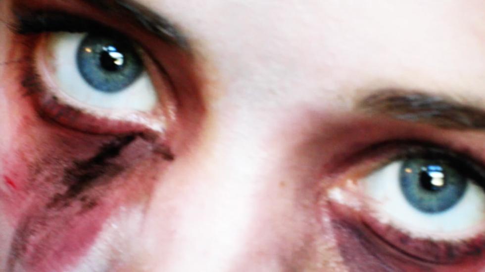 Zombie Makeup Montage (2014)
