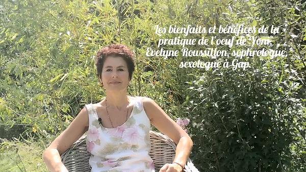 Oeuf de Yoni Evelyne Roussillon Gap