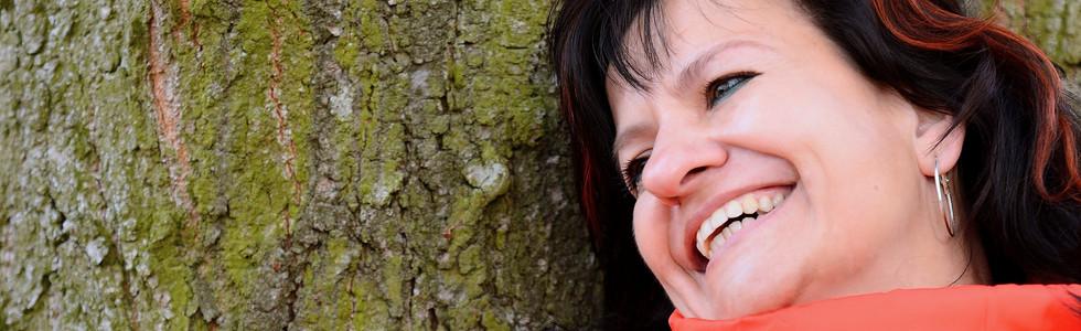 Woman Portrait In Park.jpg