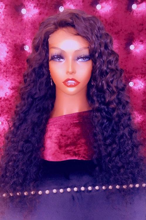 Nya (Custom Made) Closure Wig
