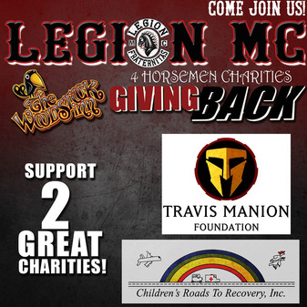 We will have no piercer Saturday 8/24! Our piercer is helping to raise money for 2 great charities!