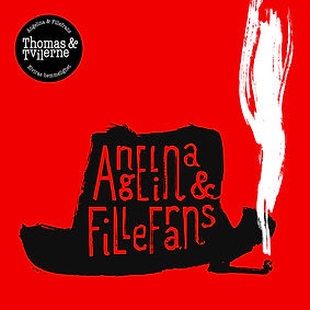Thomas & Tvilerne – Angelina & Fillefrans platecover