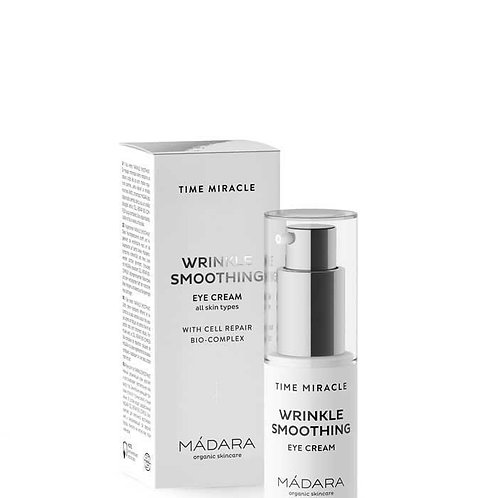 MÀDARA Time Miracle Wrinkle Smoothing contorno occhi 15 ml