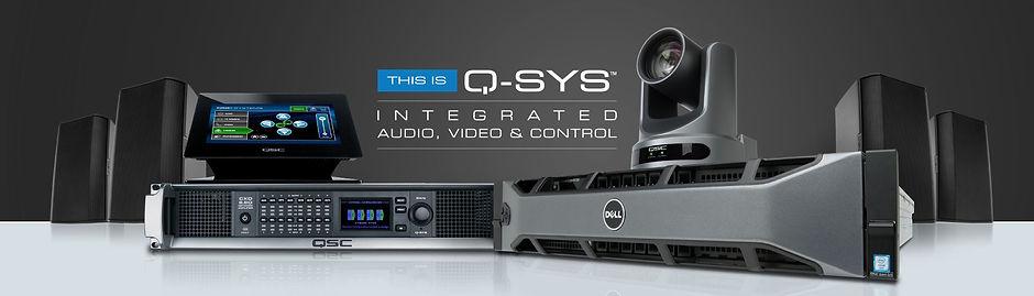 Q-Sys Platform Image
