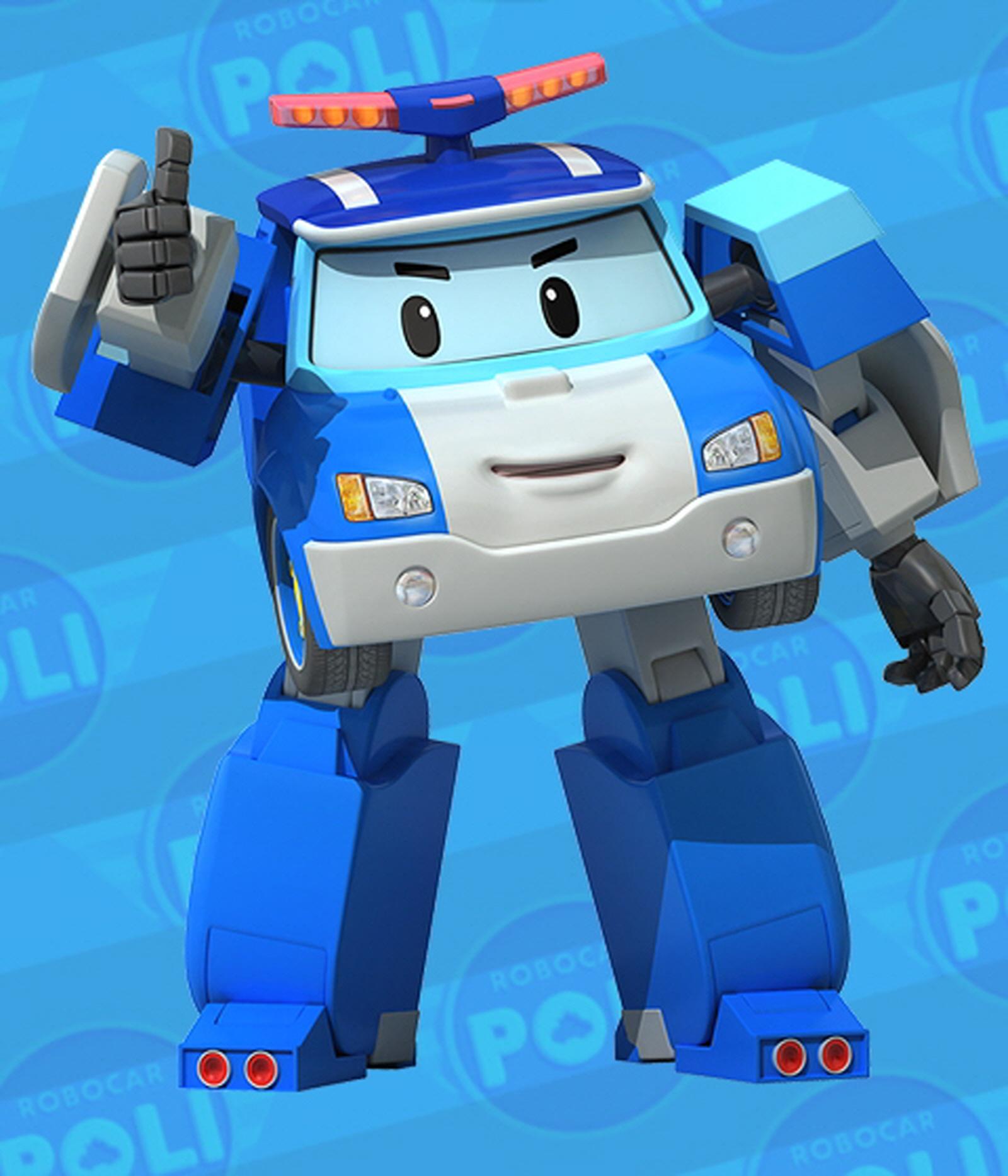 POLI - Robocar Poli