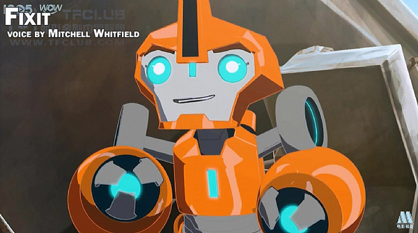 FIXIT - Transformers