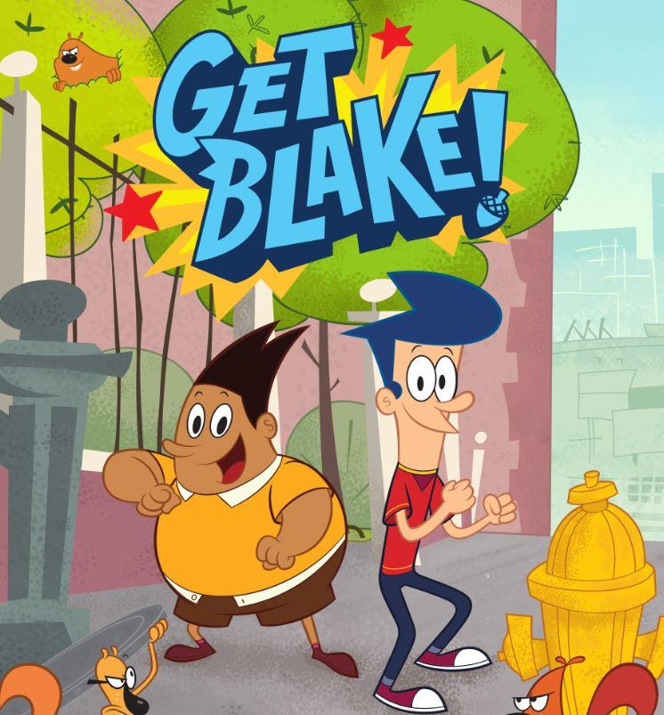 BLAKE - Get Blake