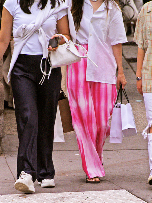 Street Style Lesson #1: It's Not WHAT You Wear, It's HOW You Wear It