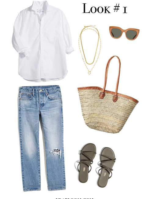 Spring into Summer With These Layered Looks