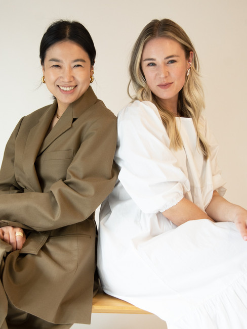 A Jewelry Moment With Caela & Minju; Founders of MODU Atelier