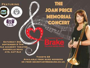 Joan Price Memorial Concert