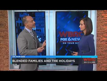The Holiday Shuffle: Divorce, Blended Families and Stress