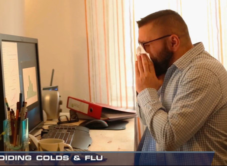 WeatherNation: Fighting off the Cold and Flu- It's About the Behavior