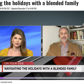 Holidays And Divorce