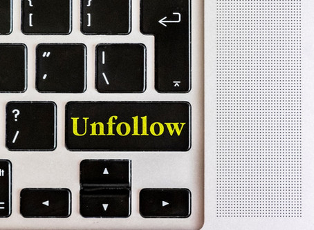 Why unfollowing people on Instagram feels so good?