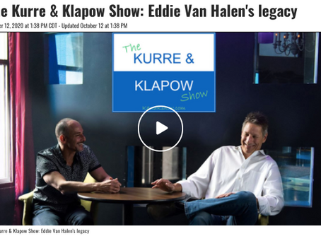 Kurre and Klapow: The Legacy of Eddie Van Halen