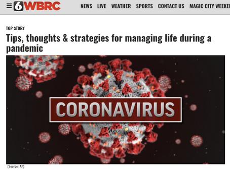 WBRC FOX6 Sharing COVID-Coping Info.