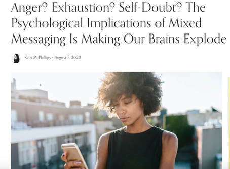 Mixed Messaging And Your Brain