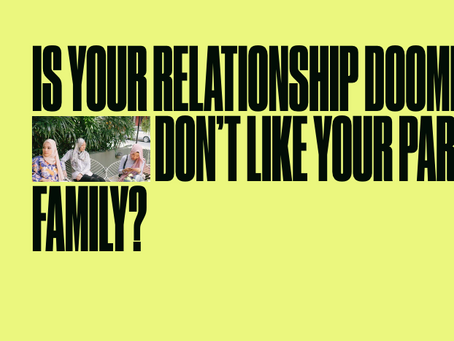 So You Hate Your Partner's Parents. Now What?