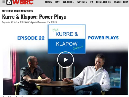 Kurre and Klapow TV: Power Plays