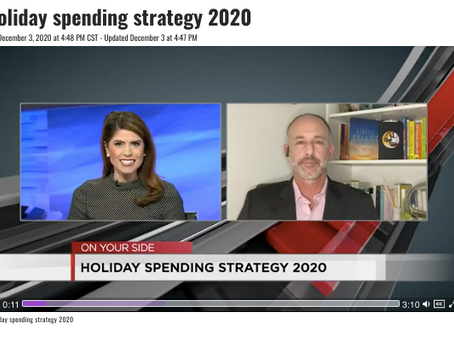 Holiday Spending: Are You In Control?
