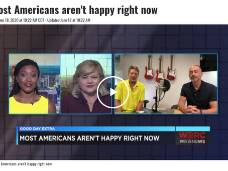 Come On Get Happy: Here's How