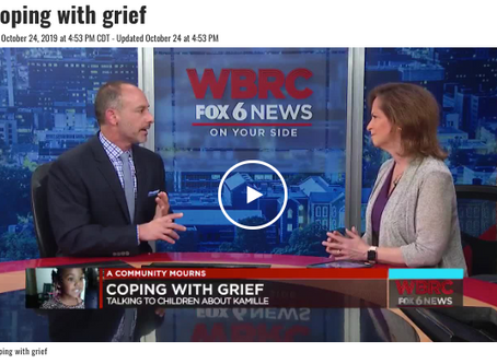 When Parents Grieve What Do They Tell Their Children?