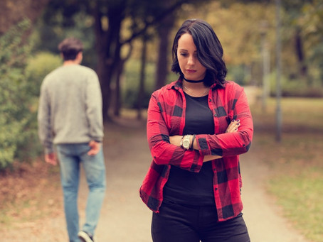 11 Signs You Are Experiencing A Traumatic Response To A Toxic Relationship