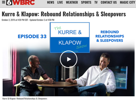 Kurre and Klapow TV: Rebound Relationships and What Did Ashton Do?