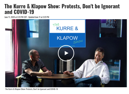 The Week In Review With Kurre and Klapow