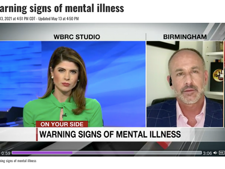 Warning Signs of Mental Health Conditions