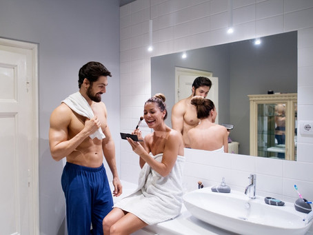 What Should You Do Together In The Bathroom?