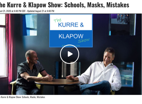Kurre and Klapow TV: Masks and Mistakes