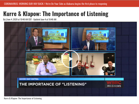FOX 6 News: What It Means To Listen