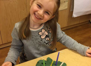 Learning About Chanukah Through Play