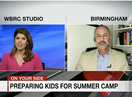 Kids and Summer Camp