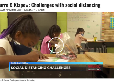 The Social Challenges Of Social Distancing